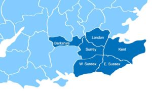 Moving Services Areas Served in and around London